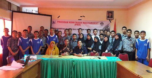 Pelatihan Assertif Training Bagi SISWA SMKN 10 Makassar